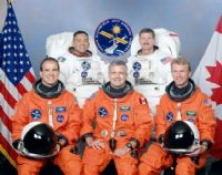 STS- 97 Official NASA Crew Portrait